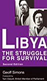Libya, Geoff Simons, 031216002X
