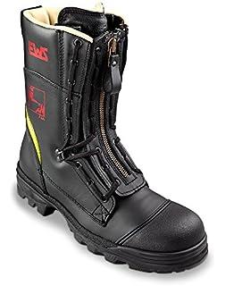 Las botas de bomberos EWS Gr, 44 - Feuerwehrstiefel - botas - zapatos bomberos