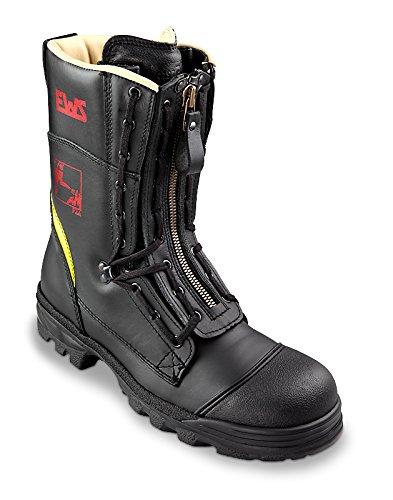 EWS-Feuerwehrstiefel PROFI EXCLUSIV - Schnürstiefel - Feuerwehr 45 - Stiefel 9205-1 Schuhgröße: 45 Feuerwehr - d8da32