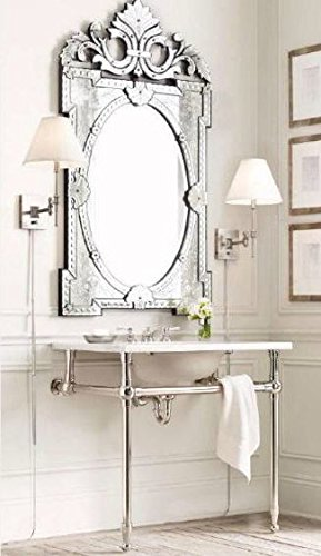 Buy Wash Basin Mirror Online At Low Prices In India