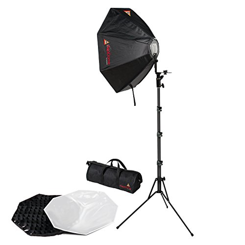 Photoflex Light Stand - Photoflex RapiDome 26