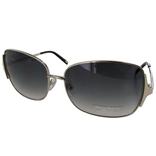 Tommy Bahama TB7049 Fun Game At A Time Sunglasses 081 Gunmetal Frame Grey - Bahama Sunglasses Tommy