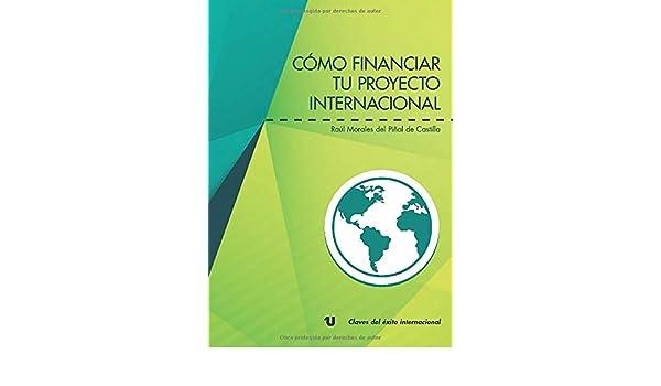 Cómo financiar tu proyecto internacional (Spanish Edition ...