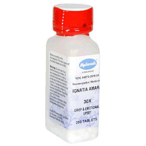 Hyland Ignatia Amara, 250 Tablets (Pack de 3)