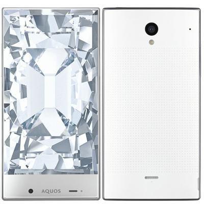 AQUOS CRYSTAL 305SH(ホワイト)