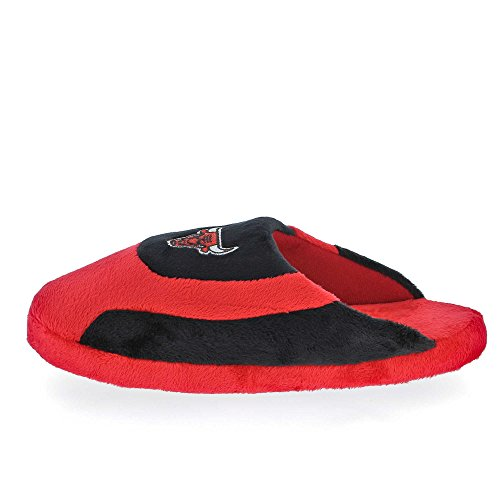 Sleeper'z Pantoffeln - Chicago Bulls - NBA Basketball Team Puschen