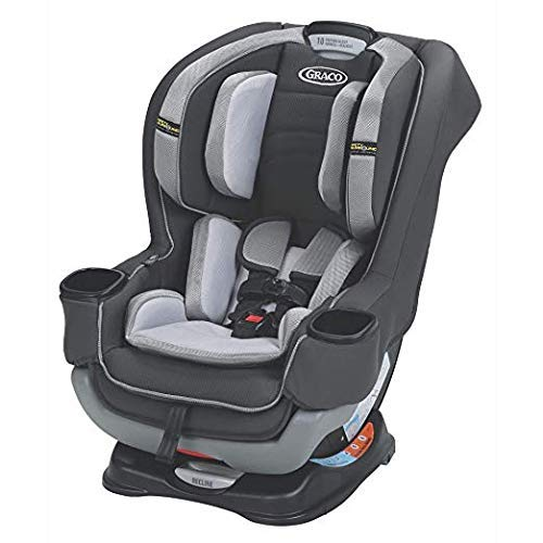 Graco Extend2Fit Convertible Car Seat, Byron