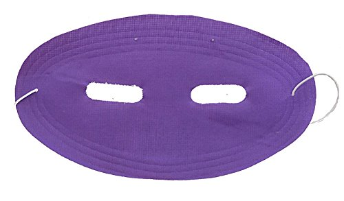 Domino Eye Mask, Purple -