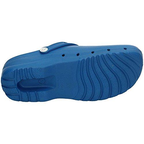 Zueco Caminar Azul Sanitarios Feliz Eléctrico Flotantes OvYwWq