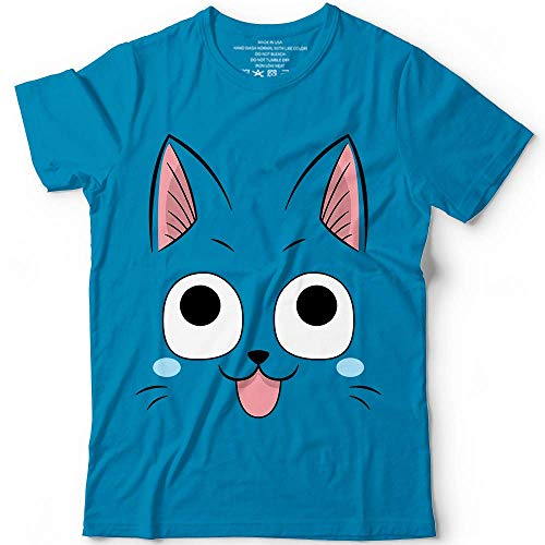 Happy Cat Fairy Tail Halloween Costume October 31st Kitten Pet Cat Lover Customized Handmade Hoodie/Sweater/Long Sleeve/Tank Top/Premium T-shirt]()