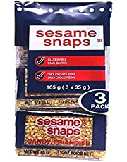 Sesame Snaps 3 Pack Sesame Snacks 3X35G