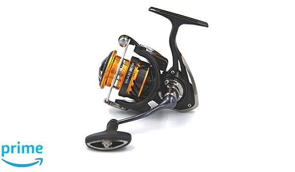 Daiwa 19 Ninja BG LT 2500 - Carrete de Pesca: Amazon.es ...