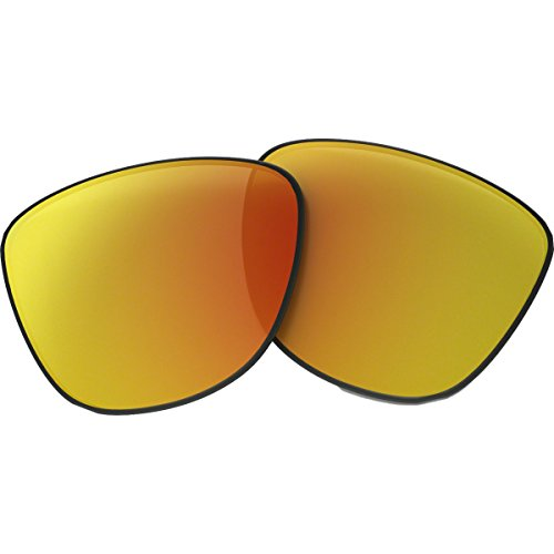 Frogskins Replacement Lenses Adult Replacement Lens Sunglass Accessories - Fire Iridium / One Size