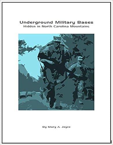 Book Underground Military Bases Hidden in North Carolina Mountains