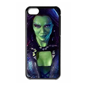 Guardians of the Galaxy iphone5c Black White Phone Case Gift Holiday &Christmas Gifts& cell phone cases clear &phone cases protective&fashion cell phone cases NYRGG69700576