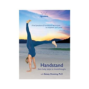 Amazon.com: Handstand - From Baby Steps to Breakthroughs ...