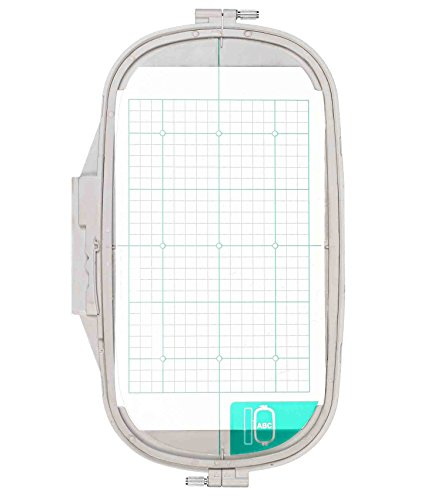 Sew Tech Large Multi Position Hoop 6''x 10'' (160x260mm) - Brother, Baby Lock (SA428)(EF65) by SewTech