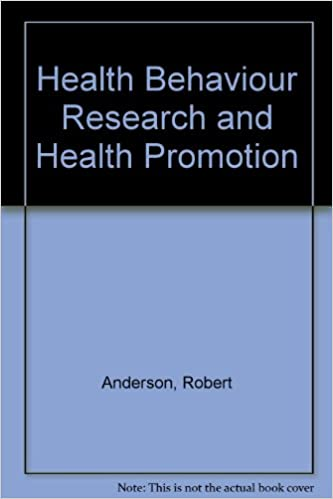 Health Behaviour Research and Health Promotion