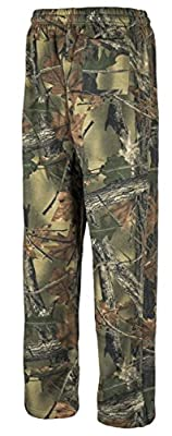 Trail Crest Men's Camo 3 Pocket Hunting Sweatpants