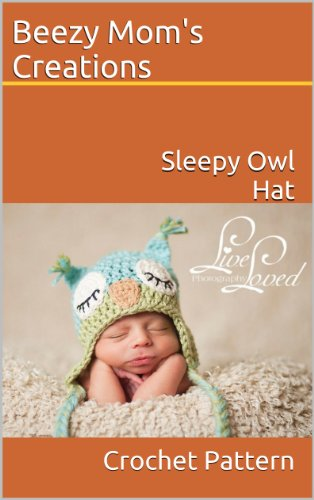 Sleepy Owl Hat Crochet Pattern Kindle Edition By Olesya