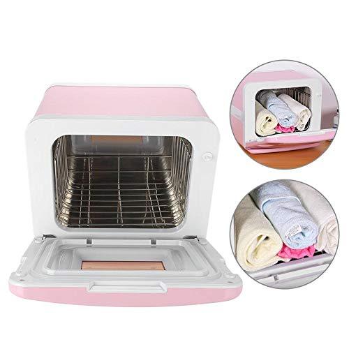 Esterilizador de calefacción UV, gabinete de desinfección rápida de Acero Inoxidable Esterilizador de Aire Caliente,...