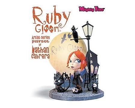 Serie de galería Ruby Gloom: Amazon.es: Juguetes y juegos