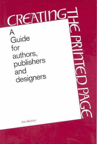Creating the Printed Page (Printing history) pdf