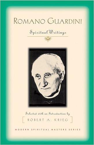 ROMANO GUARDINI (Modern Spiritual Masters)