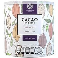 Más vida | Cacao orgánico en polvo premium |
