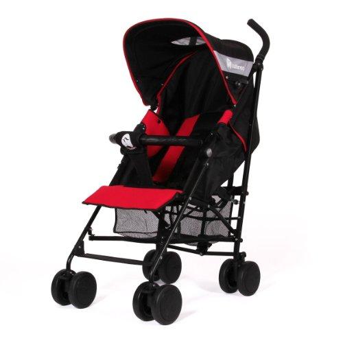 Natineo silla de paseo oneo roja couleur - Silla paseo amazon ...