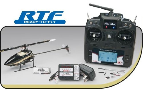 Heli-Max Axe 100 SSL RTF Helicopter with Leds