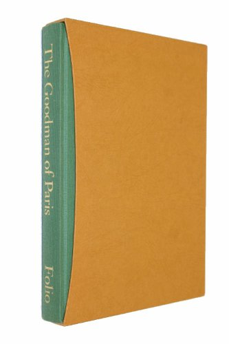 Economy Folio (The goodman of Paris (le Managier de Paris): a treatise on moral and domestic economy by a citizen of Paris c.1393)