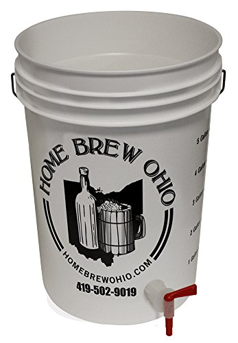 Bottling Bucket with Spigot by Midwest Homebrewing and Winemaking Supplies