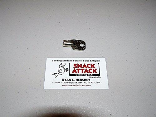 AMS SNACK or SODA COMBO VENDING MACHINE AMS1002 KEY - New/!