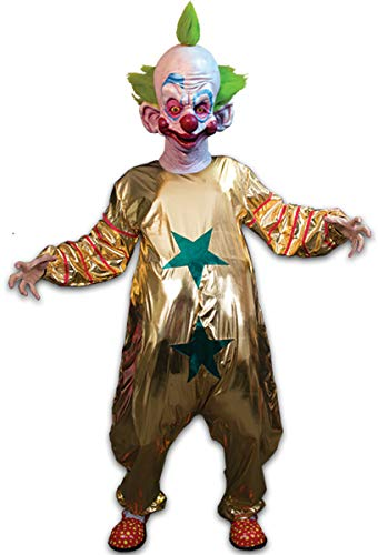 Trick or Treat Studios Men's Killer Klowns From Outer Space-Shorty Costume, Multi, One -