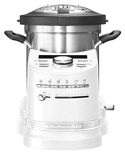 KitchenAid 5 kcf0103efp/4 Artisan Robot da Cucina con funzione di ...