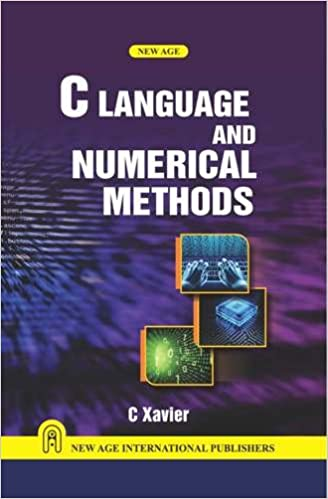 c xaviers c and numerical methods ebook free download