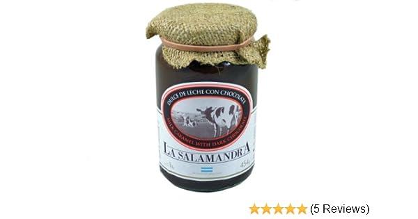 Amazon.com : Dark Chocolate Dulce de Leche (16 ounce) : Dessert Toppings : Grocery & Gourmet Food