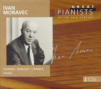 Ivan Moravec: Great Pianists of the 20th Century, Vol. 71 by Philips