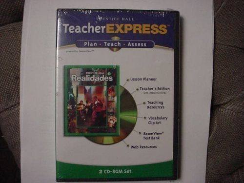 Realidades, Level 3: Teacher Express CD-ROM PDF