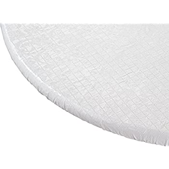 Amazon Com Sultan S Linens Peva Quilted Table Pad With