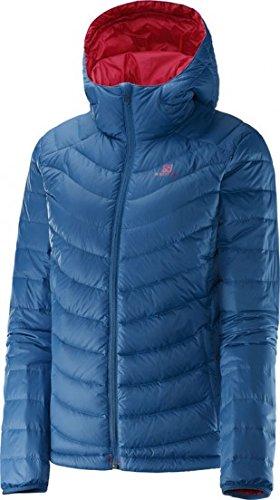 Salomon Giacca Piumino Donna Halo Hooded Jacket II W 2e8916716fb