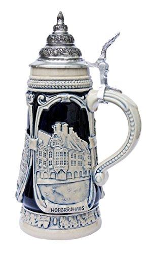 munich-oktoberfest-german-beer-stein-german-landmarks-hofbrauhaus-king-werk-beer-stein