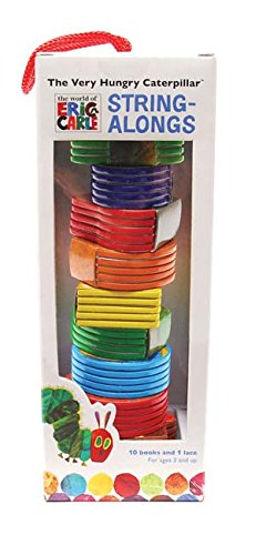 The World of Eric Carle(TM) The Very Hungry Caterpillar(TM) String-Alongs