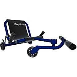 EzyRoller Classic Ride On - Deep Blue