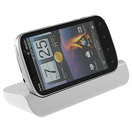 OEM Cradle Docking Station (HTC) (Retail) for HTC Amaze 4G (White)