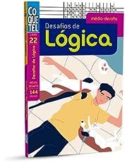 Livro Coquetel Desafios de Lógica Ed 22