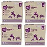 Parent's Choice Disposable Diapers, Size 6, 240 Count (Pack of 4)