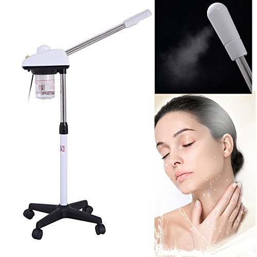 Home Facial Steamer Professional Humidifier Sterilize Cleanser Device Cleaning Pores Acne Personal Sauna SPA System Skin