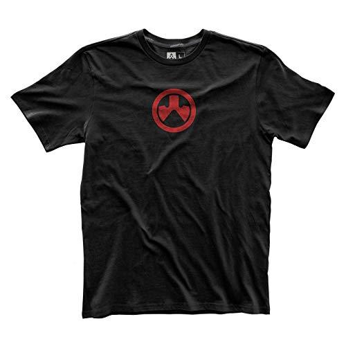 Mens Tee Icon (Magpul Men's Fine Cotton Icon Logo T-shirt,  Black,  Medium)